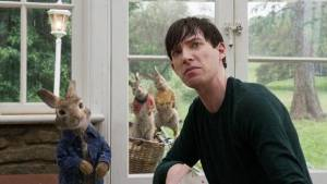 Peter Rabbit: Domhnall Gleeson (Mr. Jeremy Fisher / Mr. Thomas McGregor)
