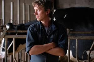 Petit paysan: Swann Arlaud (Pierre Chavanges)