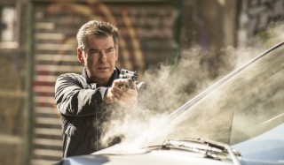 Pierce Brosnan in November Man