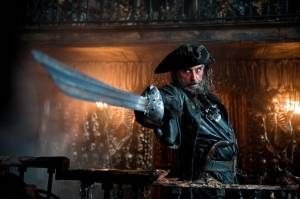 Pirates of the Caribbean: On Stranger Tides: Ian McShane (Blackbeard)