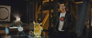 Pokemon: Detective Pikachu 3D (NL): Justice Smith (Tim Goodman)