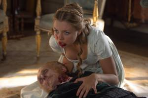 Pride and Prejudice and Zombies filmstill