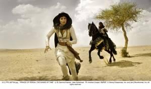 Prince of Persia: The Sands of Time: Gemma Arterton (Tamina)