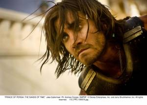 Prince of Persia: The Sands of Time: Jake Gyllenhaal (Prince Dastan)