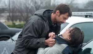 Prisoners: Hugh Jackman (Keller Dover) en Paul Dano