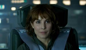 Prometheus: Noomi Rapace (Elizabeth Shaw)