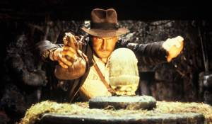 Raiders of the Lost Ark: Harrison Ford (Indiana Jones)