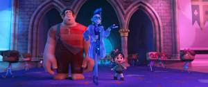 Ralph Breaks The Internet (NL) filmstill