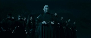 Ralph Fiennes in Harry Potter and the Deathly Hallows: Part I