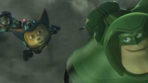 Ratchet and Clank filmstill