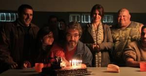 Relatos salvajes: Ricardo Darín (Simon Fisher) en Nancy Dupláa (Victoria)