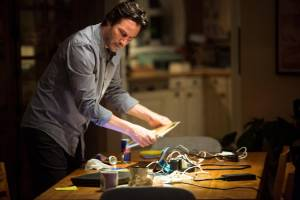 Replicas: Keanu Reeves (Will Foster)