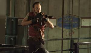 Resident Evil: Retribution: Kevin Durand (Barry Burton)