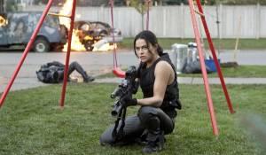 Resident Evil: Retribution: Michelle Rodriguez (Rain Ocampo)