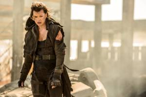 Resident Evil: The Final Chapter: Milla Jovovich (Alice)