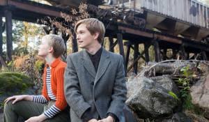 Restless: Mia Wasikowska en Henry Hopper (Enoch Brae)