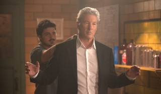 Richard Gere in The Double (2012)