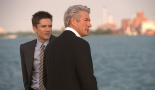 Topher Grace en Richard Gere in The Double (2012)