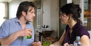 Richting west: Stefan Rokebrand (Thomas) en Susan Visser (Claire)