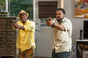 Ride Along 2: Kevin Hart (Ben Barber) en Ice Cube (James Payton)