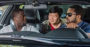 Ride Along 2: Kevin Hart (Ben Barber), Ken Jeong (A.J.) en Ice Cube (James Payton)