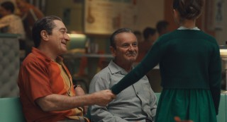 Robert De Niro en Joe Pesci in The Irishman