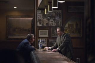 Joe Pesci en Robert De Niro in The Irishman