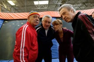Cheech Marin, Robert De Niro, Jane Seymour en Christopher Walken in The War With Grandpa