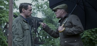 Robert Downey Jr. en Robert Duvall in The Judge
