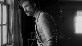 Robert Pattinson in The Lighthouse