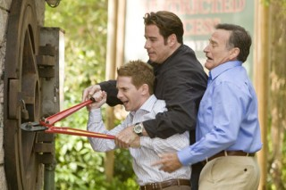 Seth Green, John Travolta en Robin Williams in Old Dogs
