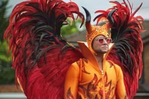 Rocketman: Taron Egerton (Elton John)