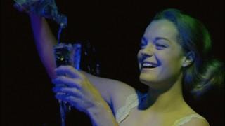 Romy Schneider in Inferno (2010)