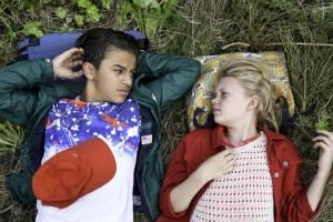 Rosie & Moussa: Imad Borji (Moussa) en Savannah Vandendriessche (Rosie)