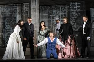 Royal Opera House: Don Giovanni filmstill