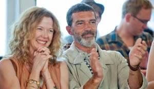 Ruby Sparks: Annette Bening (Gertrude) en Antonio Banderas