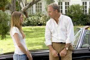 Jennifer Aniston en Kevin Costner