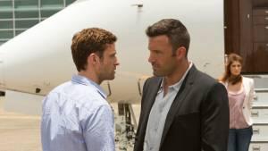 Justin Timberlake (Richie Furst) en Ben Affleck (Ivan Block)