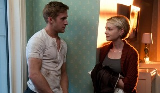 Ryan Gosling en Carey Mulligan in Drive