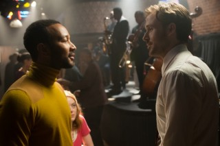 John Legend en Ryan Gosling in La La Land