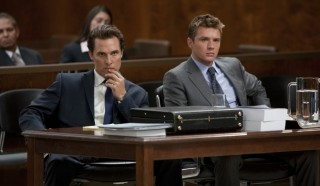 Matthew McConaughey en Ryan Phillippe in The Lincoln Lawyer