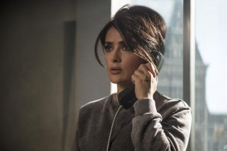 Salma Hayek in The Hitman's Bodyguard