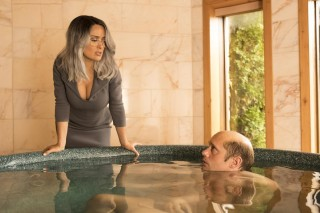 Salma Hayek in The Hummingbird Project