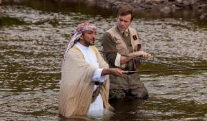 Salmon Fishing in the Yemen filmstill
