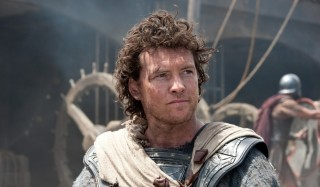 Sam Worthington in Wrath of the Titans