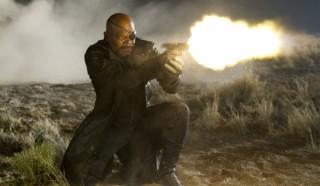 Samuel L. Jackson in The Avengers