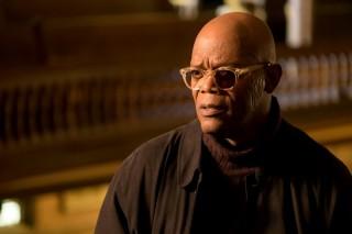 Samuel L. Jackson in xXx: Return of Xander Cage