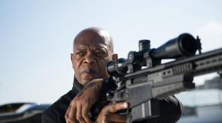 Samuel L. Jackson in The Hitman's Bodyguard