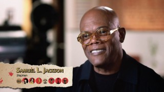 Samuel L. Jackson in QT8: The First Eight