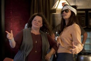 Melissa McCarthy en Sandra Bullock in The Heat